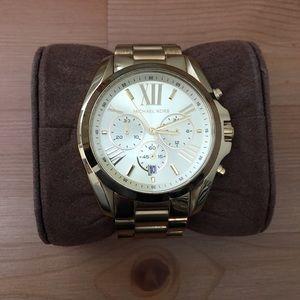 Michael Kors Bradshaw Chronograph Bracelet Watch